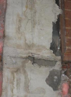 Duct Insulation Inside Wall